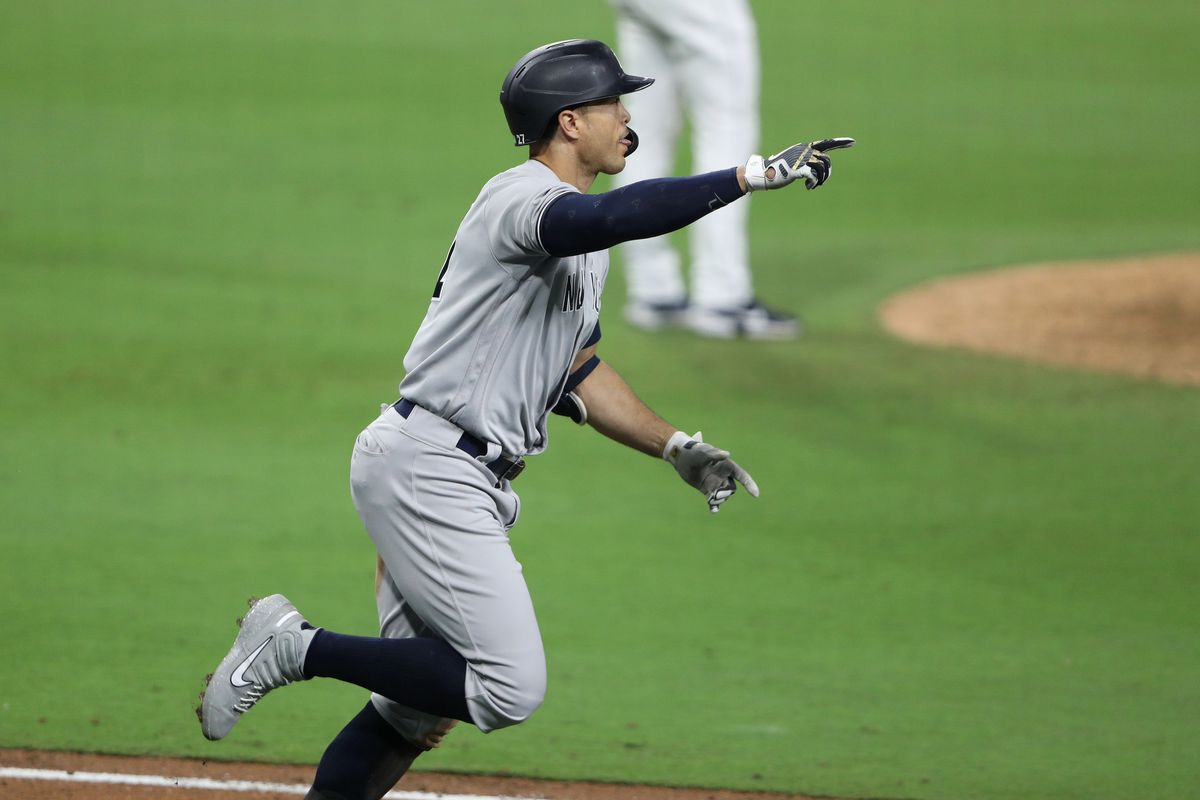 Division Series - New York Yankees v Tampa Bay Rays - Game One