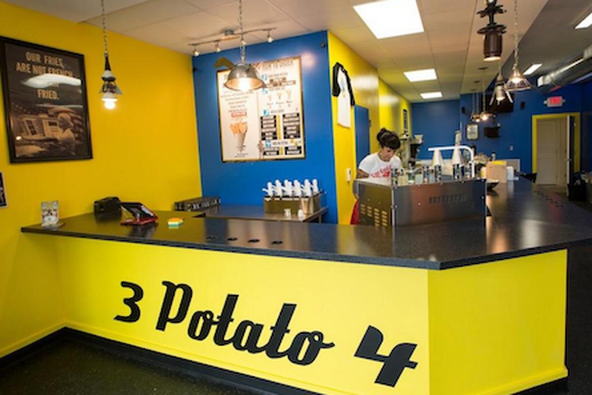 3 Potato 4