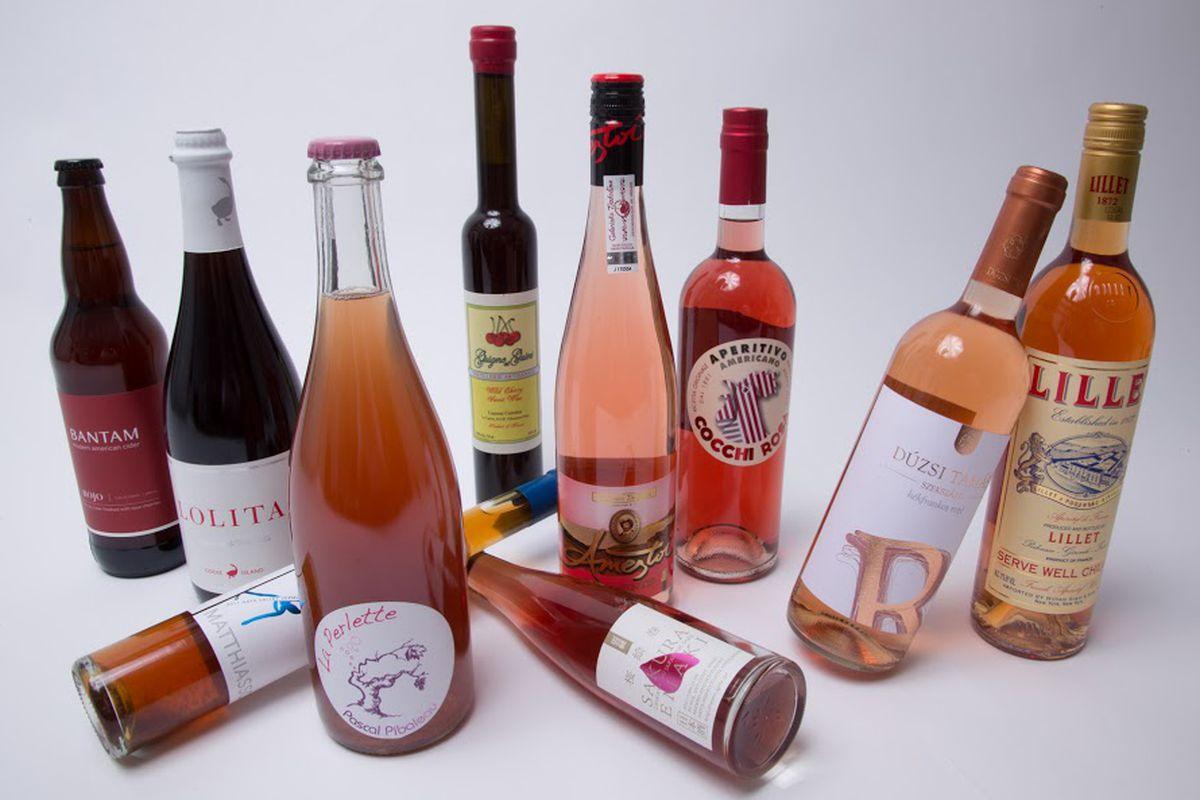 Meet your summer drinking list.