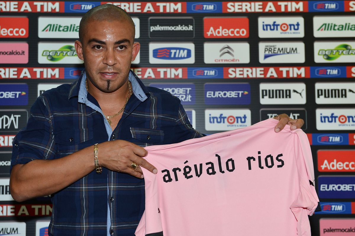 Is Arevalo Rios turning in pink for Chicago Fire red?