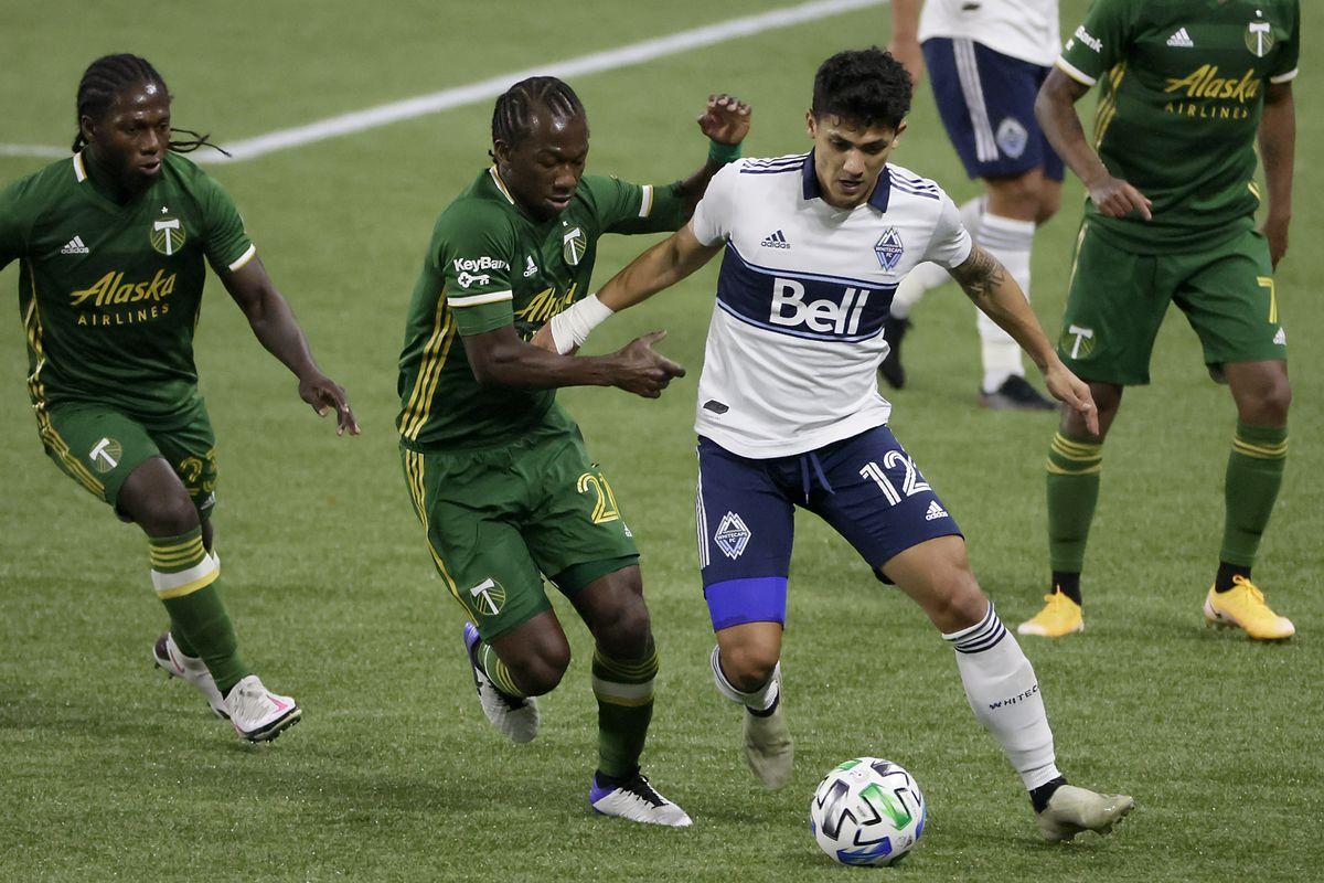 Vancouver Whitecaps FC v Portland Timbers
