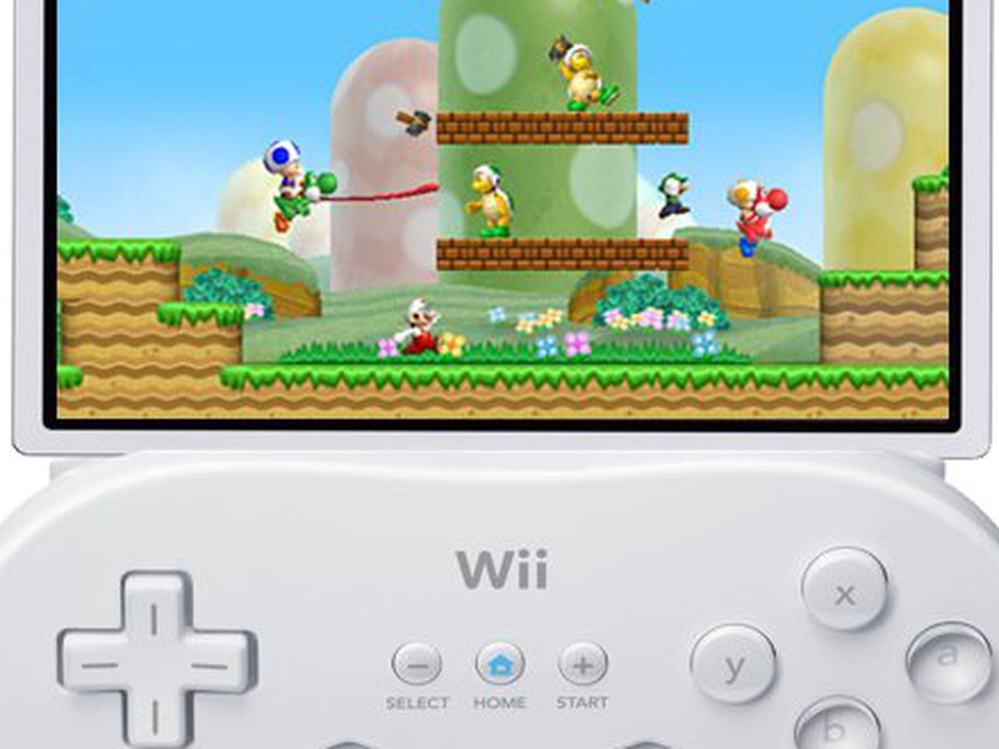 Nintendo's Wii successor (Project Cafe?) and other