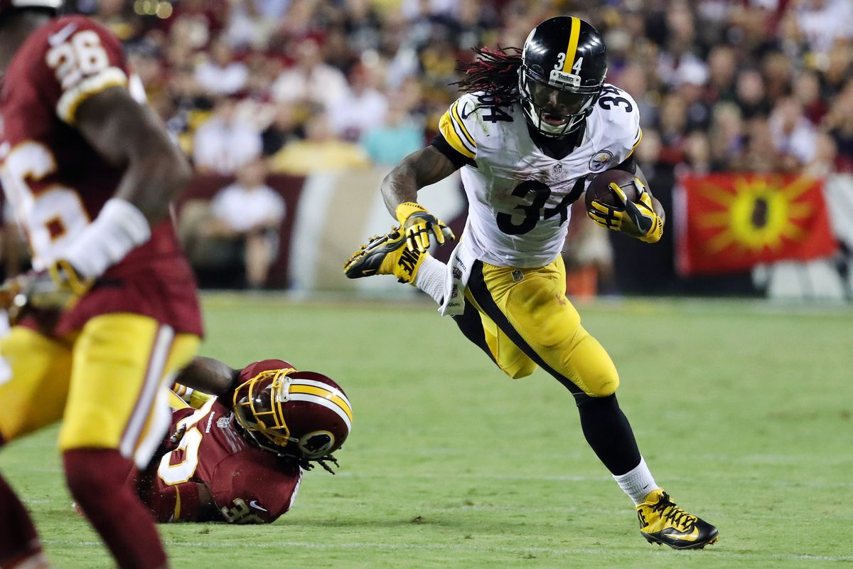 DeAngelo Williams will continue to be an RB1 in fantasy until Le'Veon Bell returns in Week 4