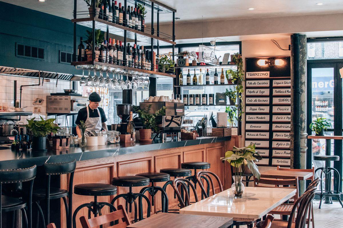 Trapizzino NYC wine bar