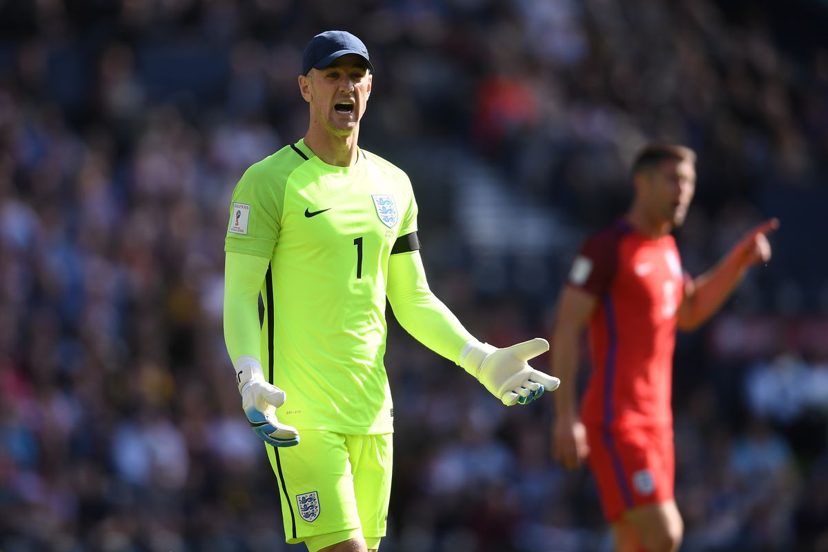 AC Milan reportedly interested in City goalkeeper Joe Hart