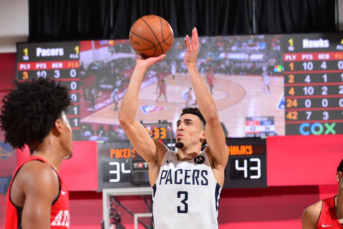 2021 Las Vegas Summer League - Atlanta Hawks v Indiana Pacers
