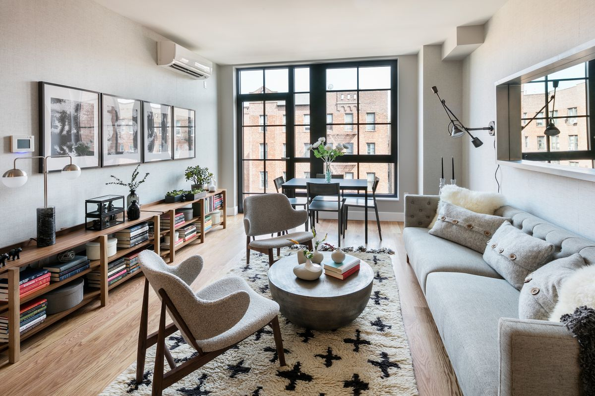 In prospect lefferts gardens a karl fischer designed condo launches from 430 000 curbed ny for Condos for sale in garden city ny