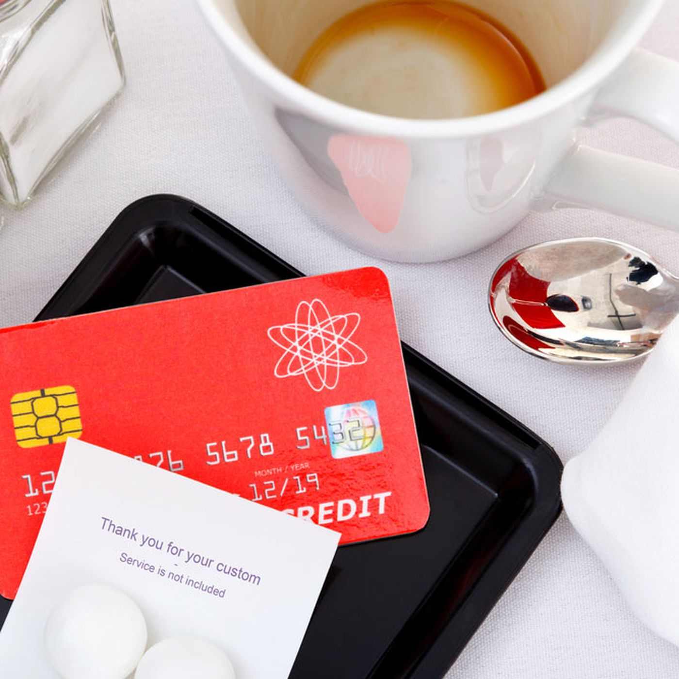How Does Credit Card Fraud Through a Restaurant Work? - Eater