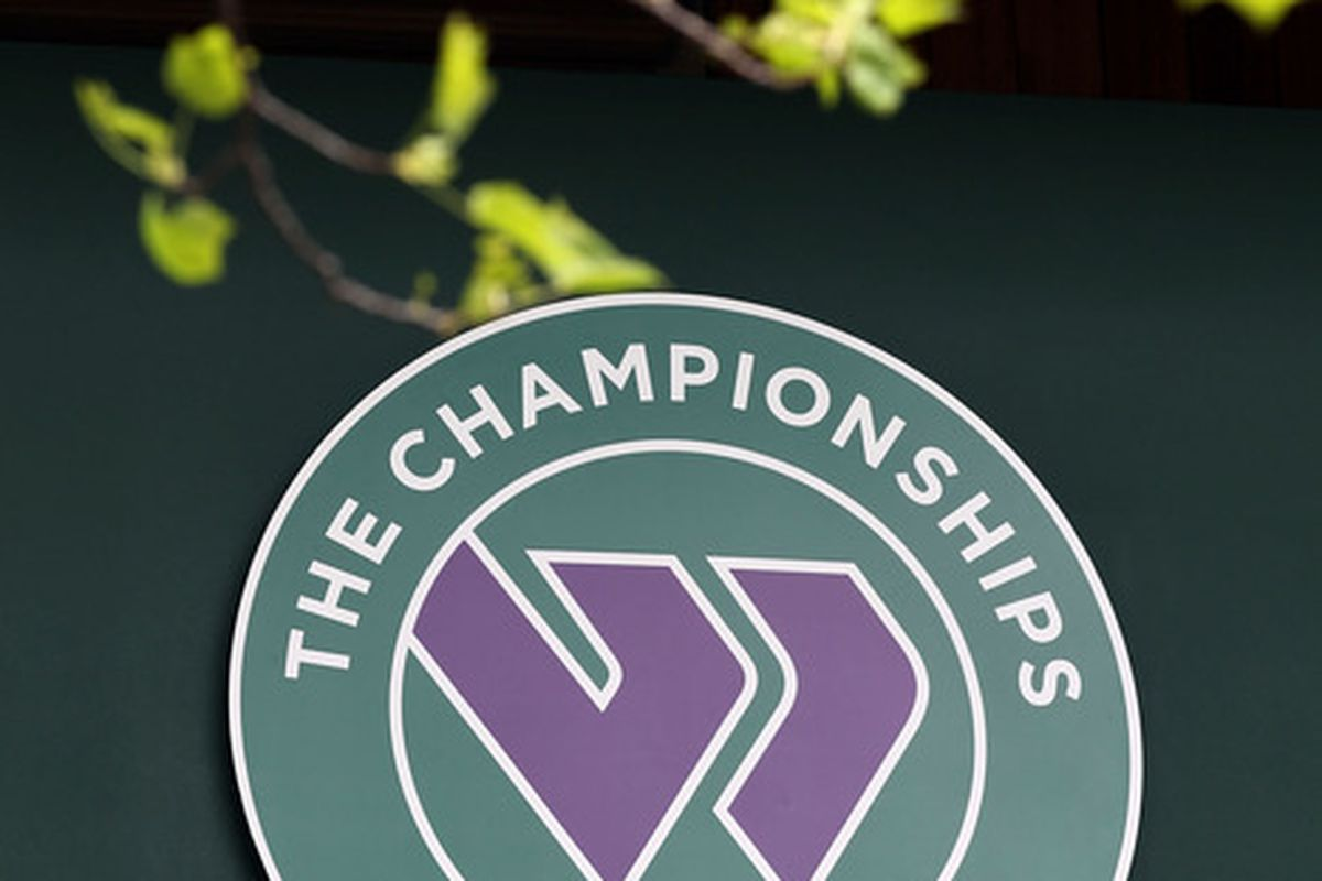 LONDON, ENGLAND - APRIL 24:  A general view from the grounds after the Pre-Wimbledon Press Conference 2012 at Wimbledon on April 24, 2012 in London, England.  (Photo by Clive Rose/Getty Images)
