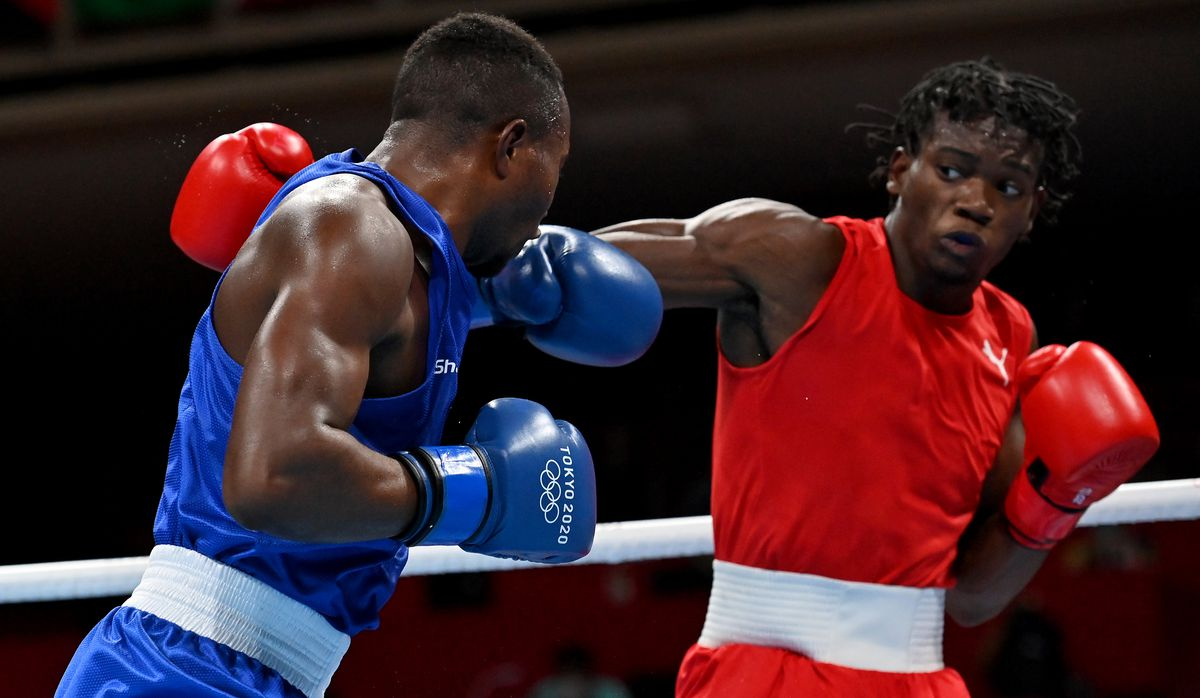 Boxing - Olympics: Day 6