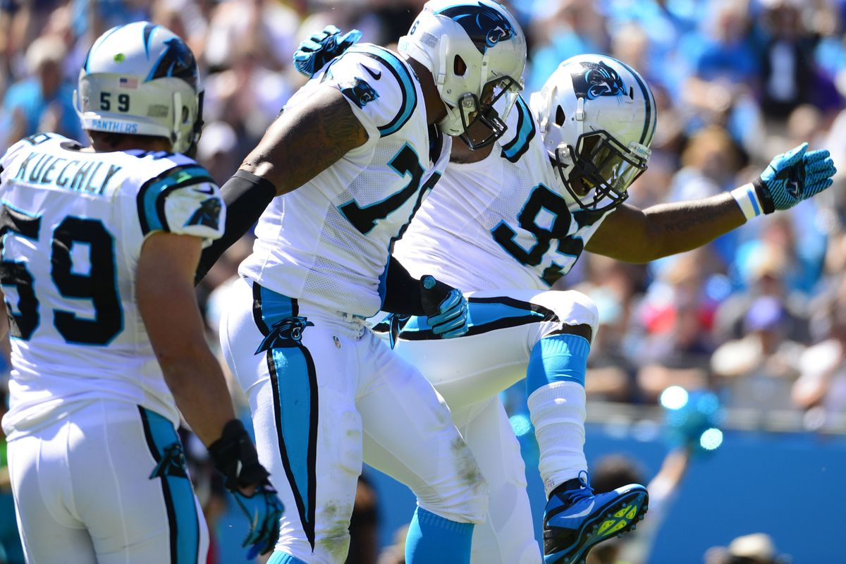Breaking Down The Carolina Panthers Defense Sbnation Com