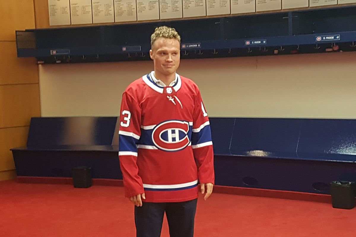 "new styles 667e3 8df81 This is where I wanted to be"": Max Domi talks about being a ..."