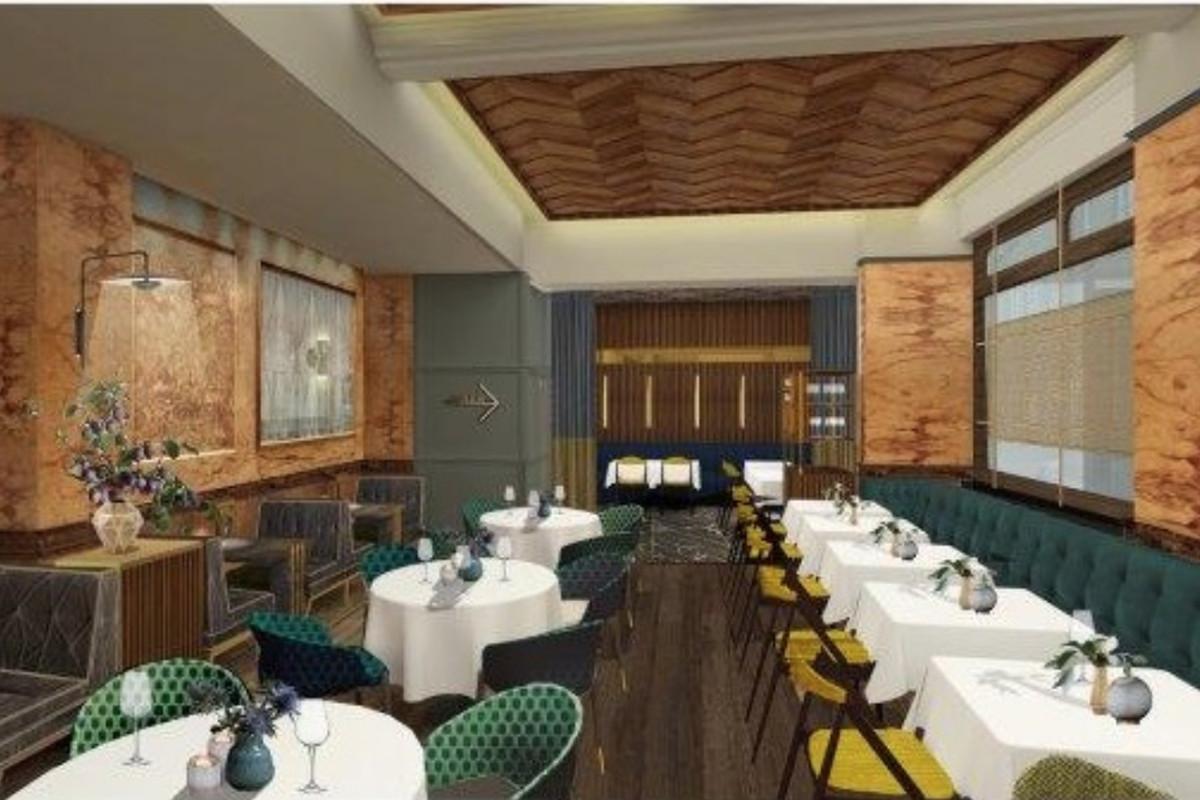 Club Gascon Interior