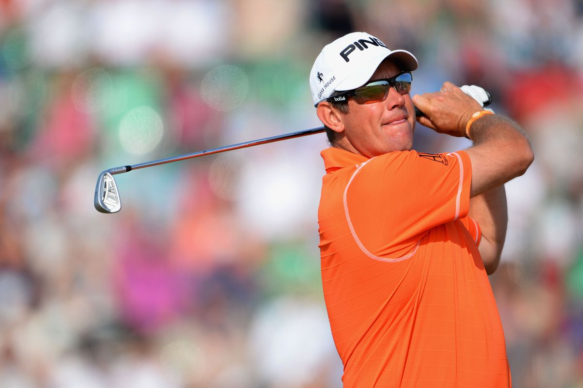 2013 british open scores  lee westwood leads after 54