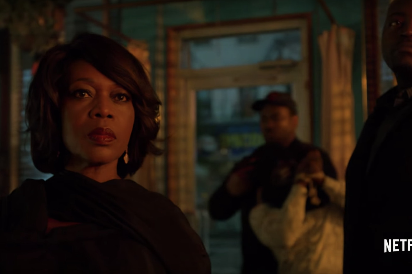 the new trailer for luke cage season 2 puts black women front and center