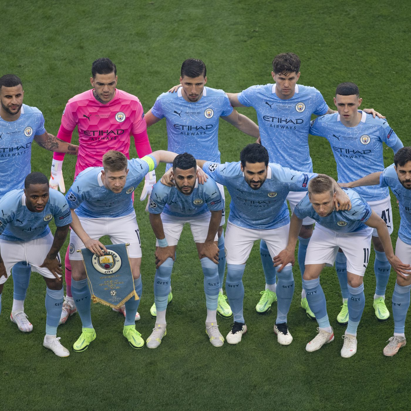 Why Manchester City Will Get Stronger Next Season Bitter And Blue