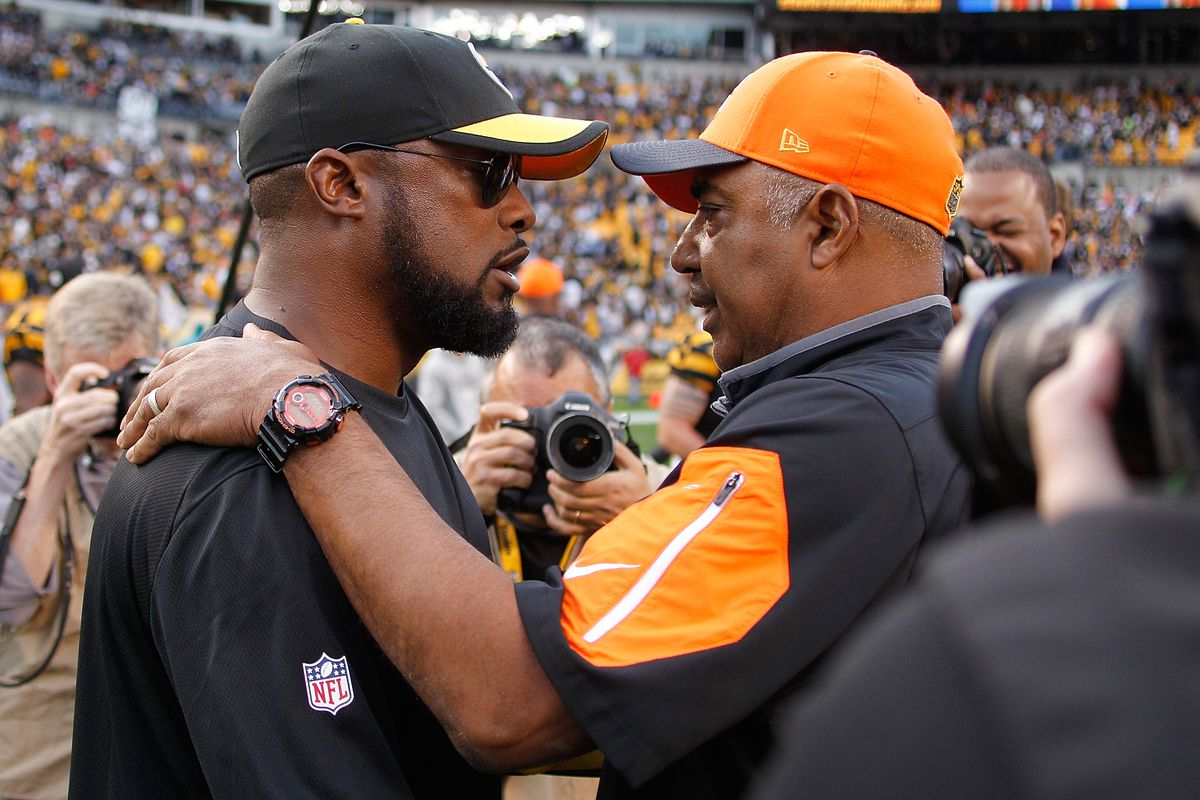 Steelers' Brown cites 'karma' following win vs. Bengals