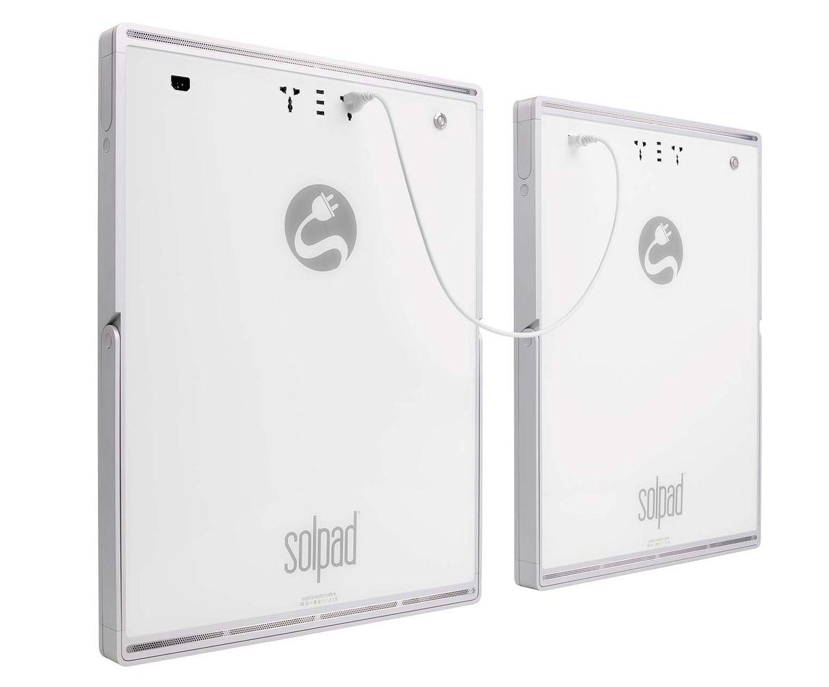 SolPad microgrid
