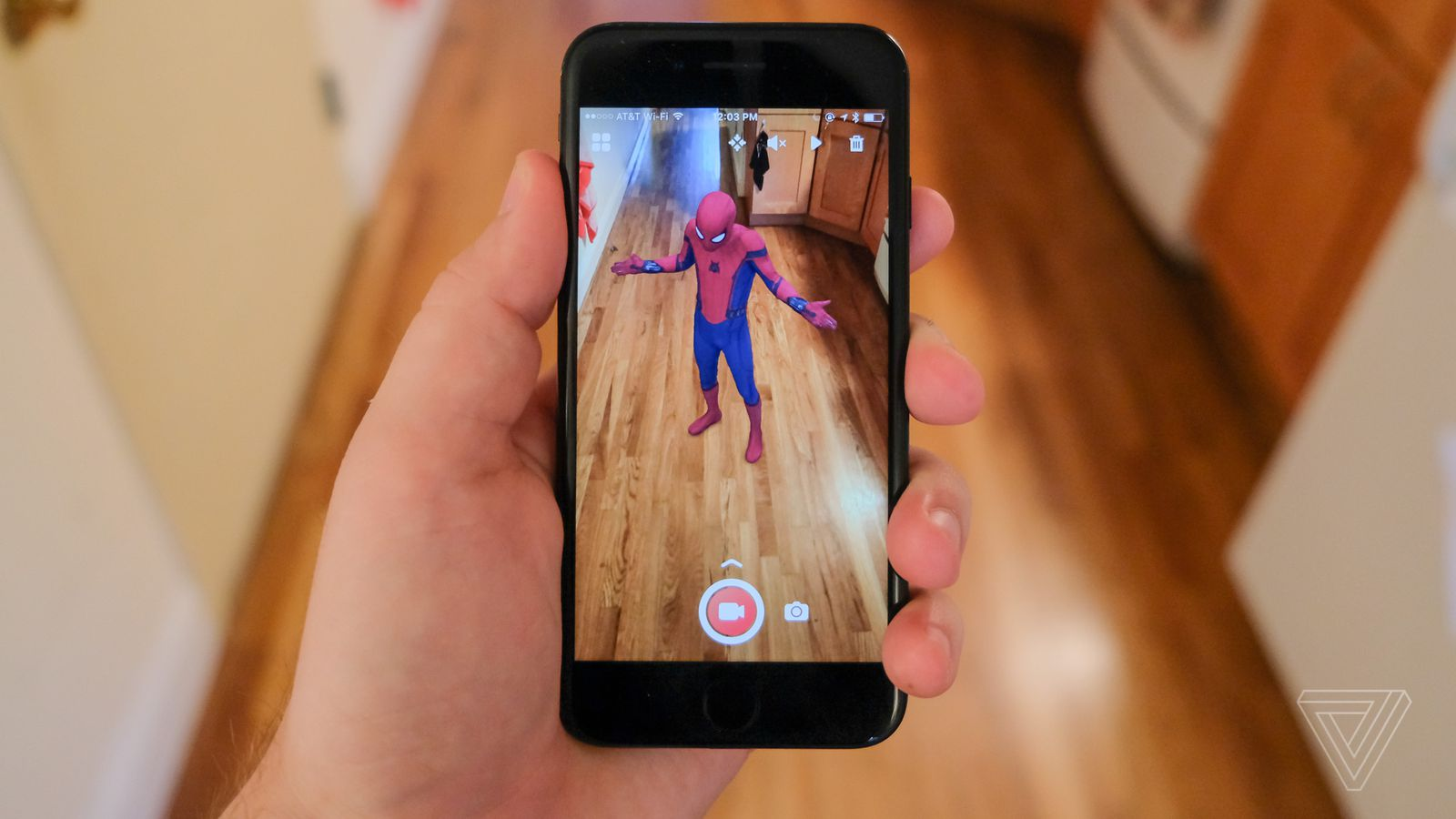 The Holo app is a tease of what's to come with AR on the iPhone