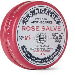 """<a href=""""http://www.mrporter.com/en-us/mens/cobigelow/rose-salve/485164"""">C.O. Bigelow Rose Salve</a>, $6 <br>""""America's oldest chemist has been dispensing its remedies since 1834. If there is another Polar Vortex forecast, get your dry and chapped hands"""