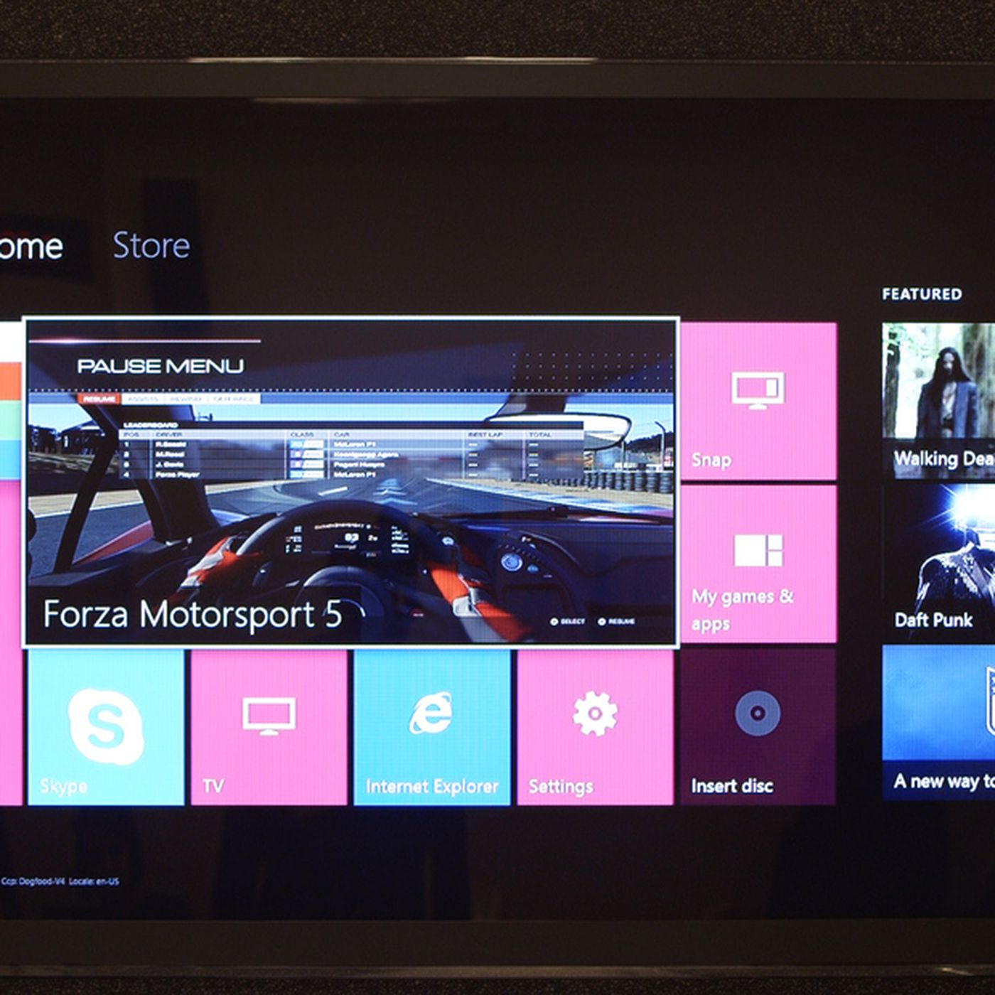 Exclusive video: our first look at Xbox One's voice