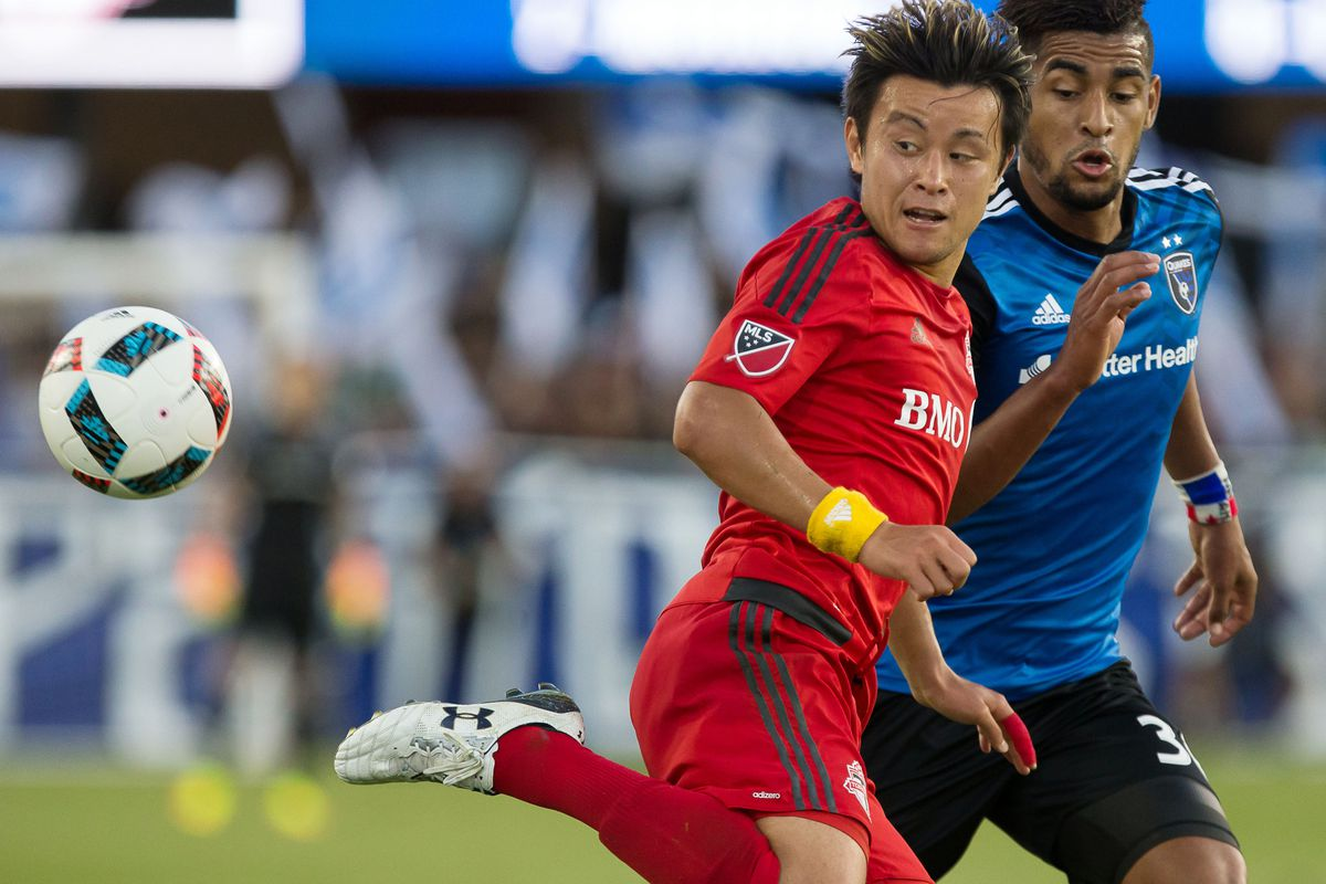 Endoh earns a red card on Godoy, changing the game and the Quakes fortunes