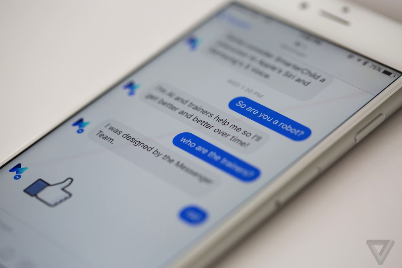34e05de7e9cb Hands-on with Facebook M  the virtual assistant with a (real) human touch