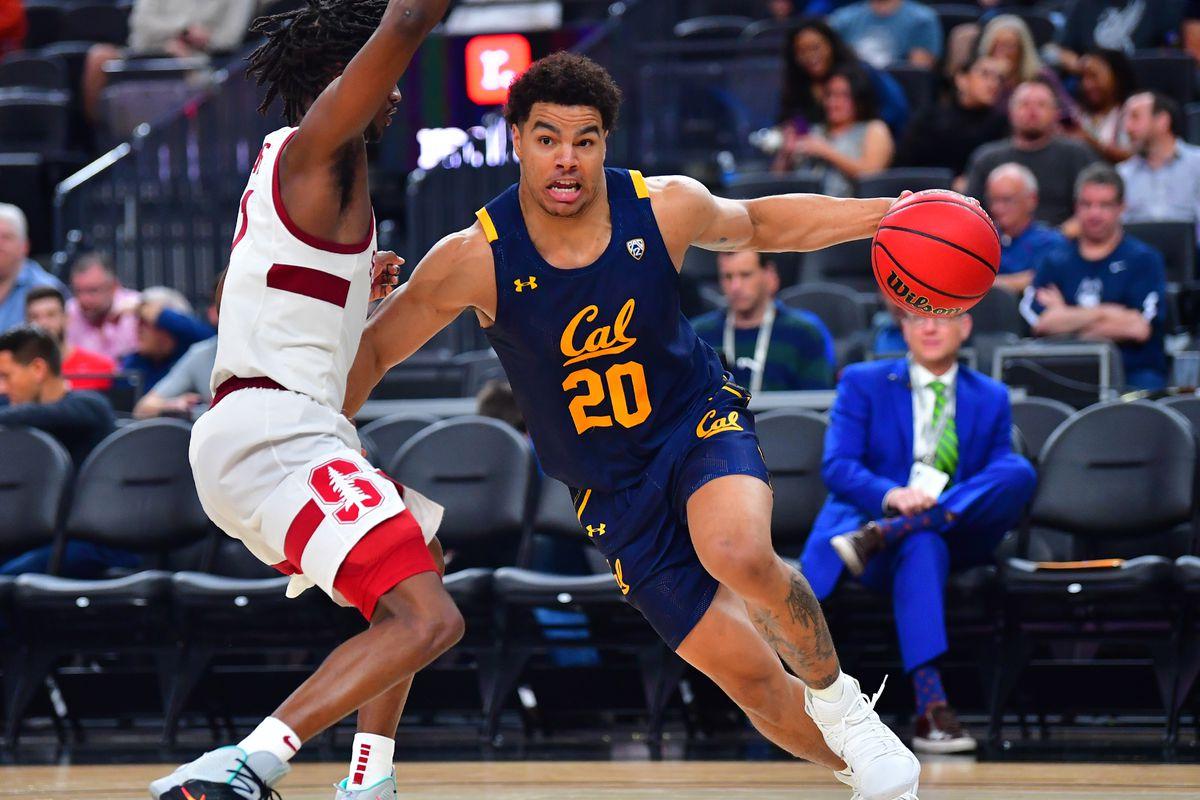 NCAA Basketball: Pac-12 Tournament-Califonia vs Stanford