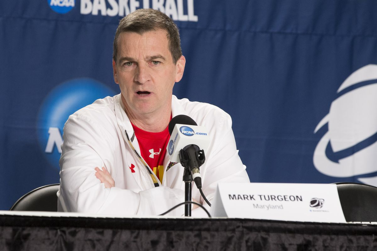 Maryland head coach Mark Turgeon talks about his upcoming game against the Crusaders