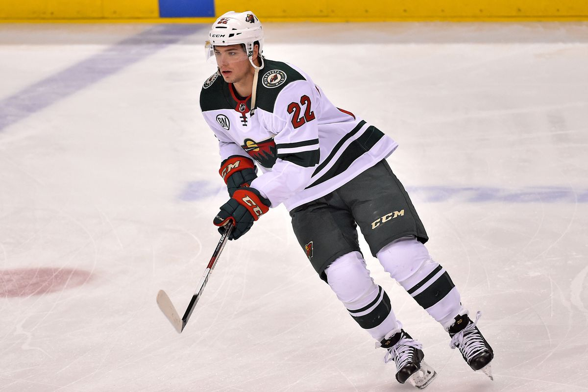 info for 250c6 a298e Wilderness Walk: Hold The Phone Kevin Fiala - Hockey Wilderness