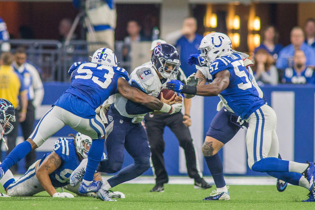 Indianapolis Colts By The Numbers Week 11 Defensive Stats
