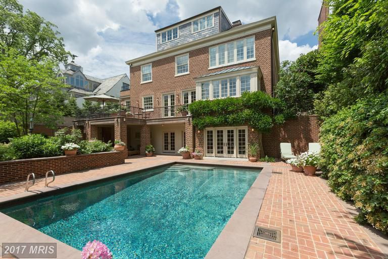 5 D C Homes For Sale With Perfect Luscious Gardens Curbed Dc