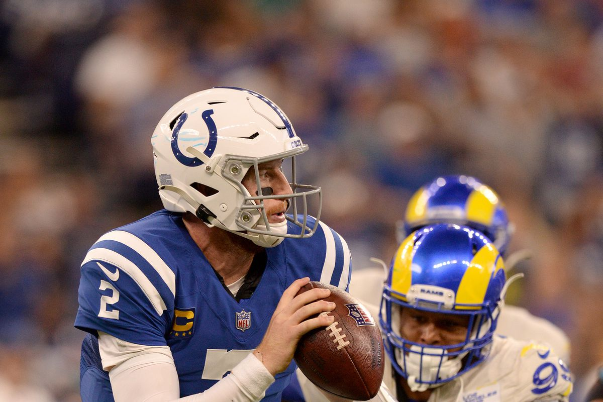 NFL: SEP 19 Rams at Colts
