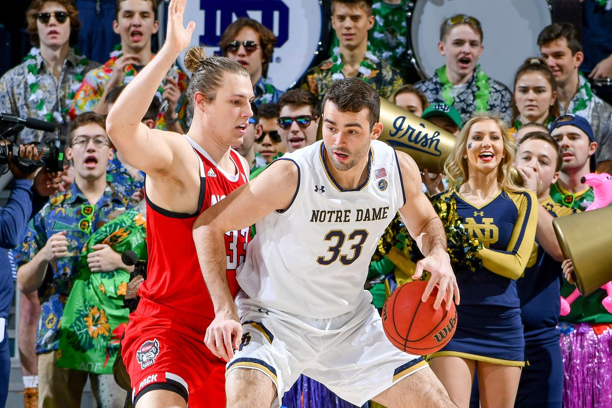 Quick Recap: Notre Dame Men's Basketball Loses to NC State ...