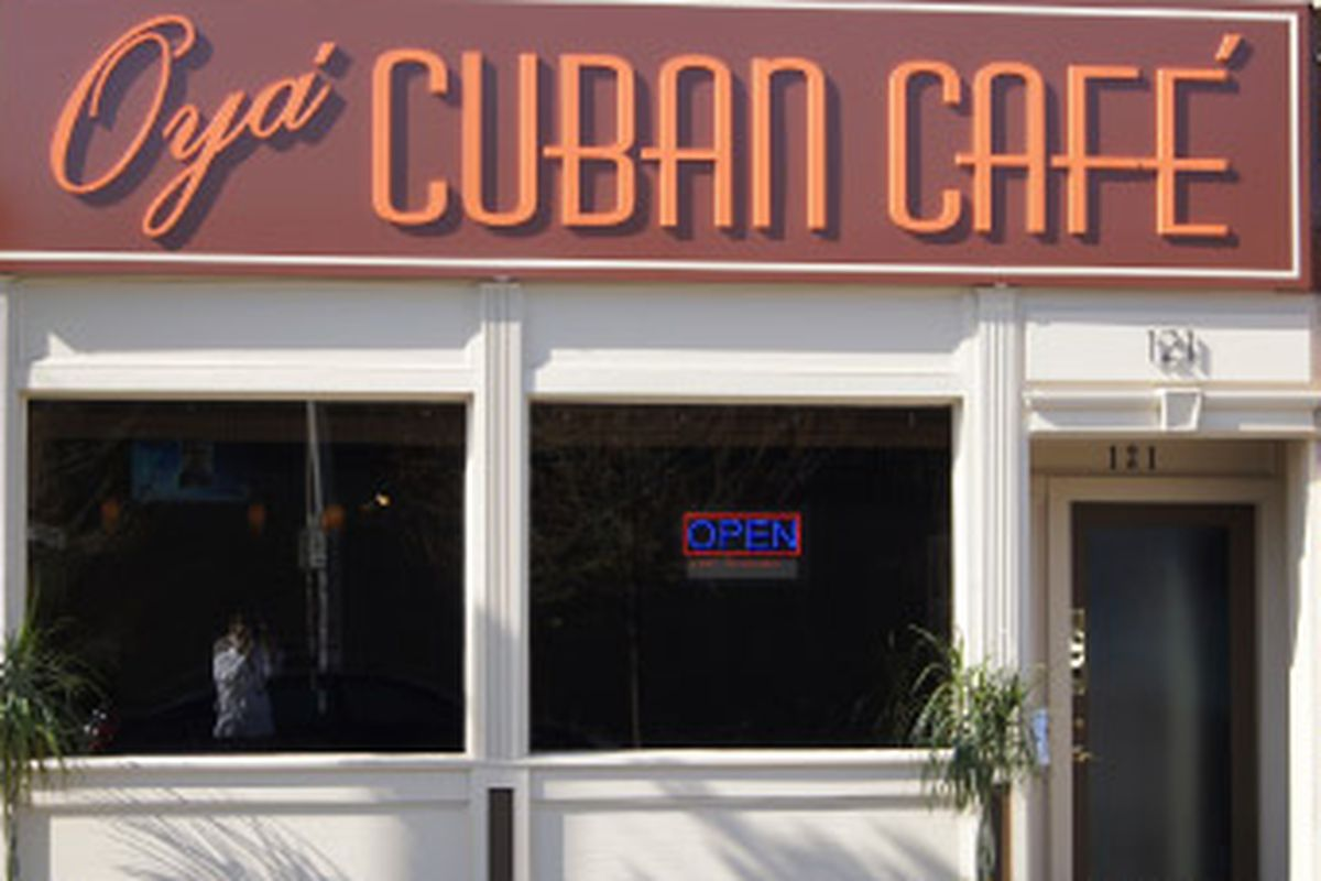 Oya Cuban Cafe