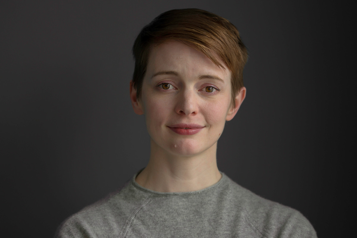 Author Emily St. John Mandel, who combines literary fiction with mystery.