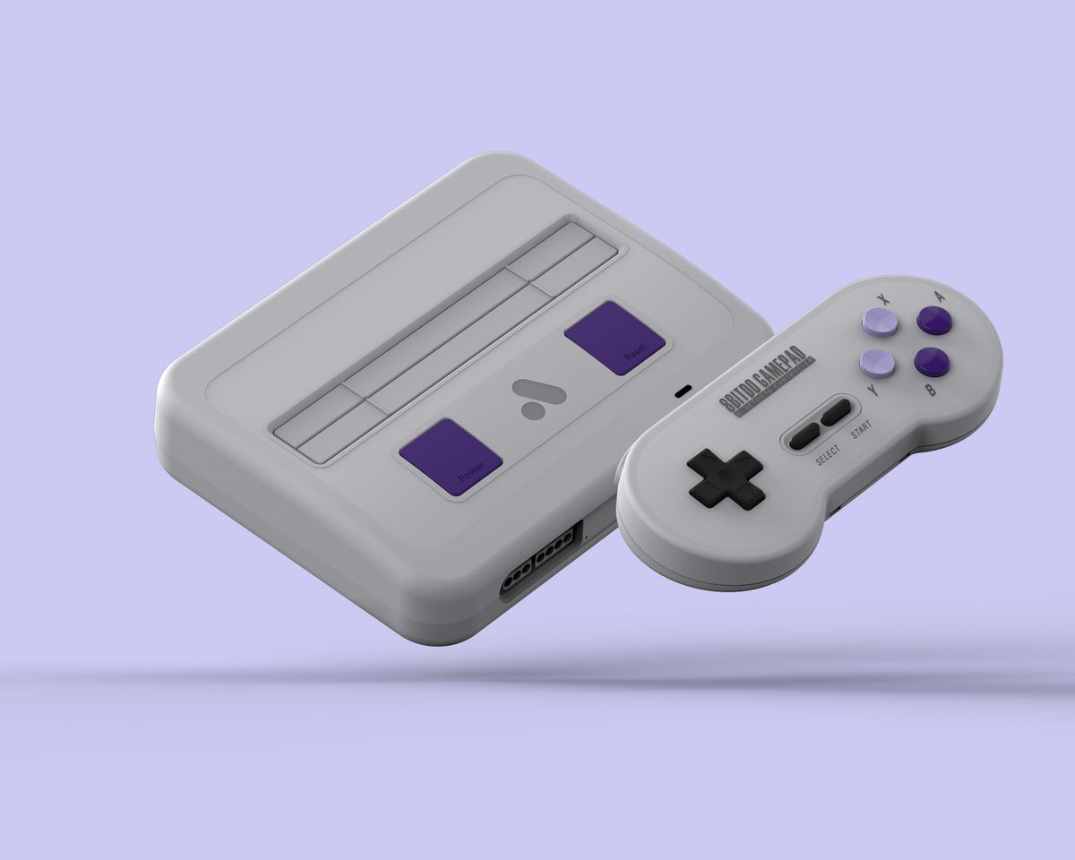 The Analogue Super Nt is a gorgeous machine for playing your old