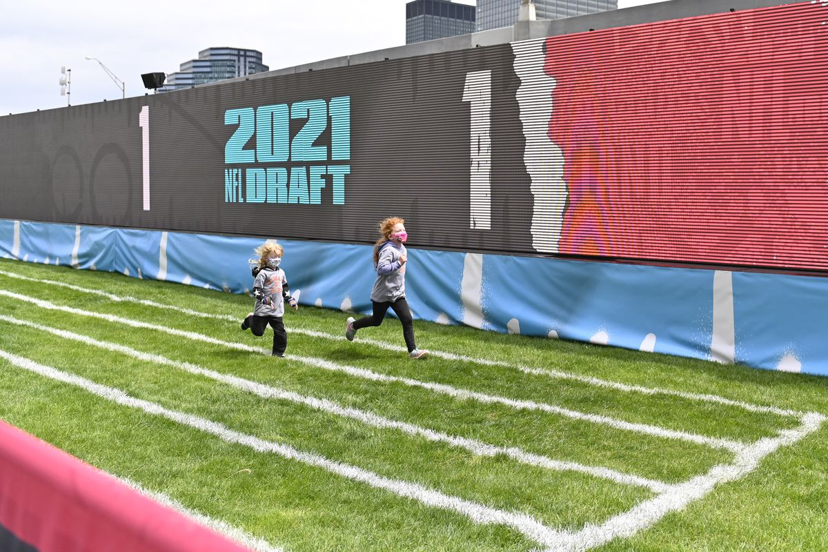 2021 NFL Draft Experience