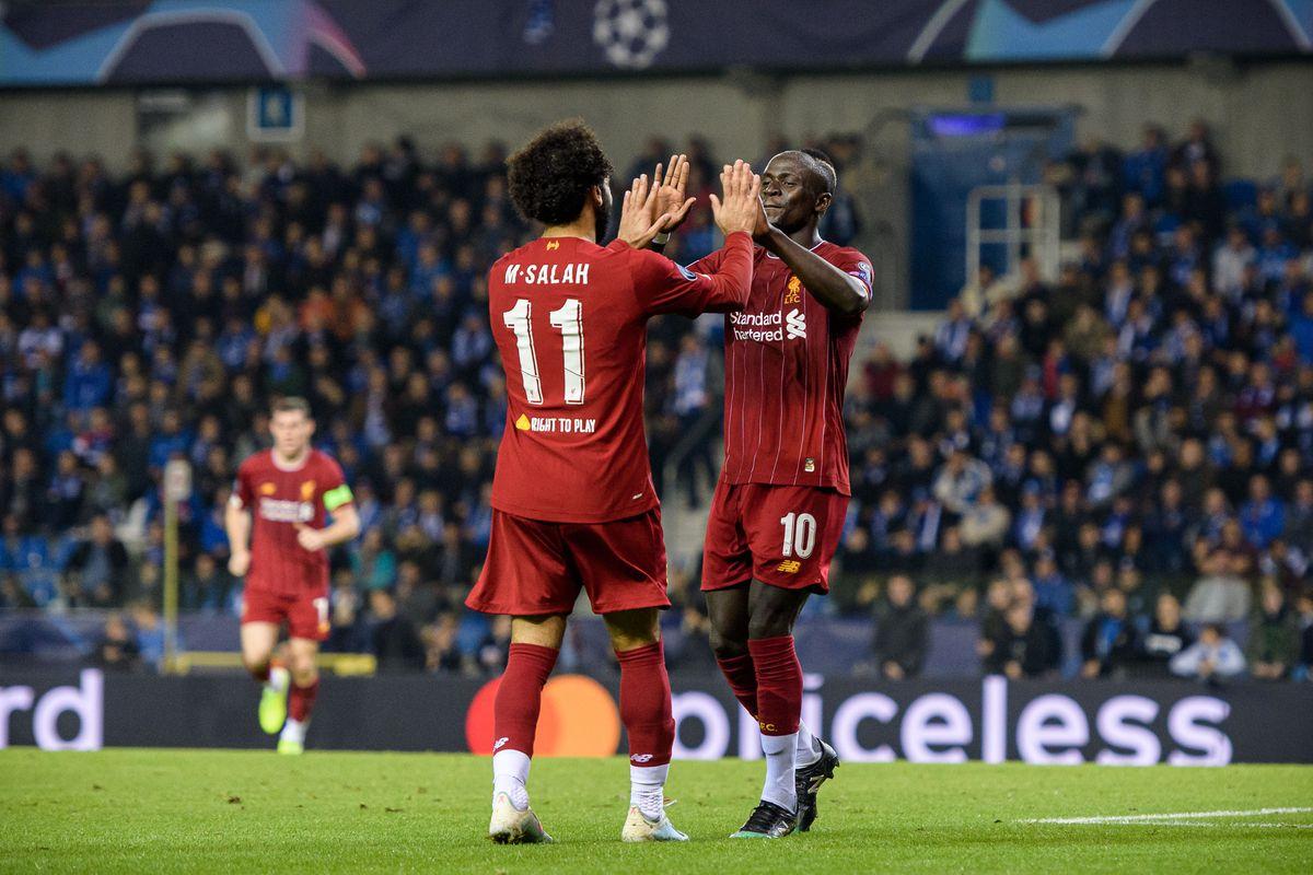 Mohamed Salah - Liverpool FC - Premier League