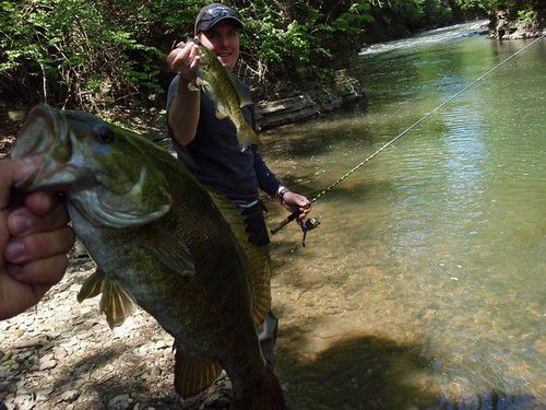 Midwest Fishing Report: Helicopters, smallmouth & white bass