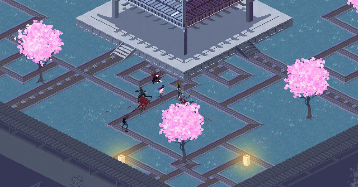 Netflix's Kate is getting a roguelike tie-in game - Polygon