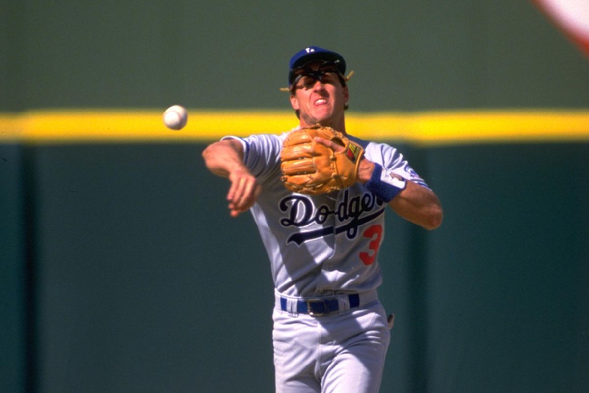 Image result for Steve Sax 1988