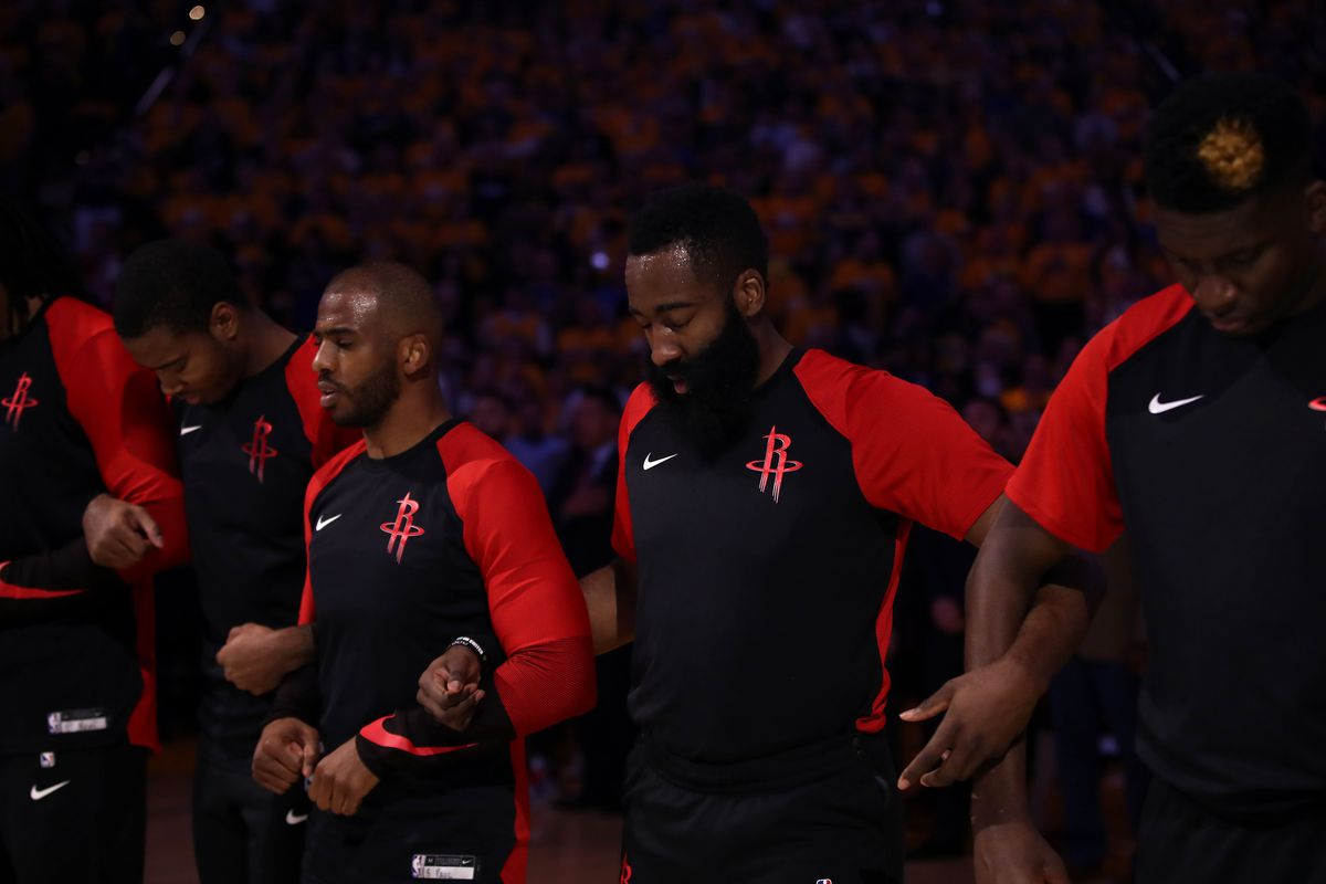 finest selection edb51 f5772 Now that the Rockets are dead, let s debunk 5 myths about the Warriors