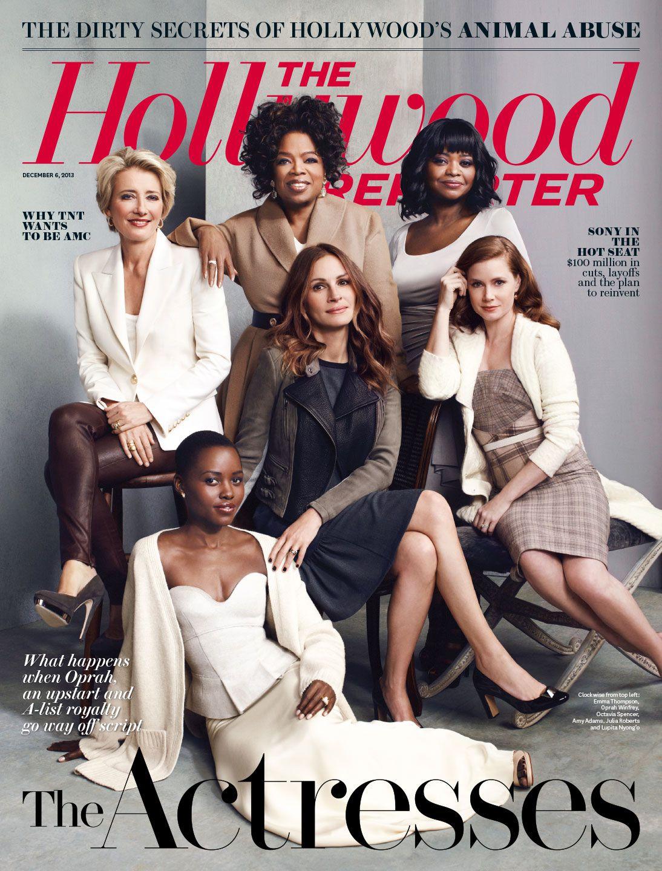 THR 2013 cover