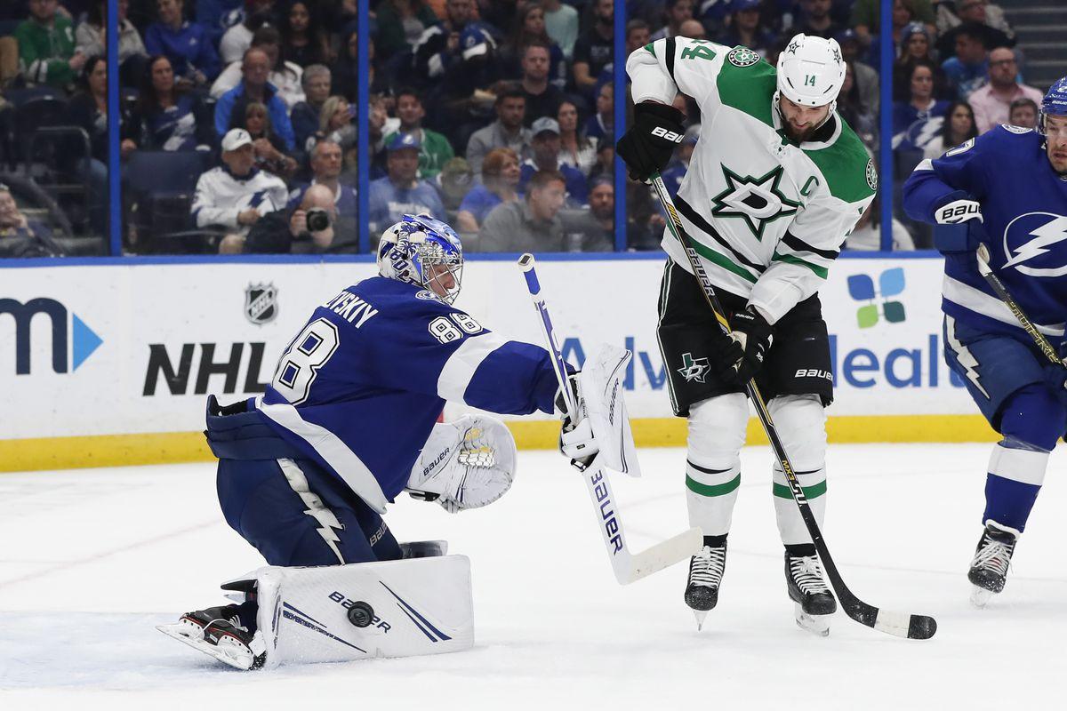 NHL: FEB 14 Stars at Lightning