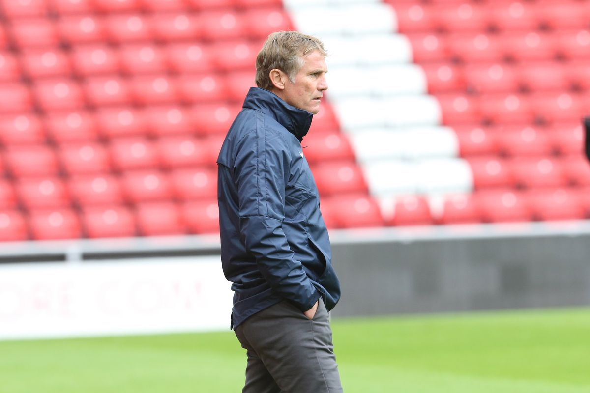 Sunderland v Harrogate Town - Pre-Season Friendly