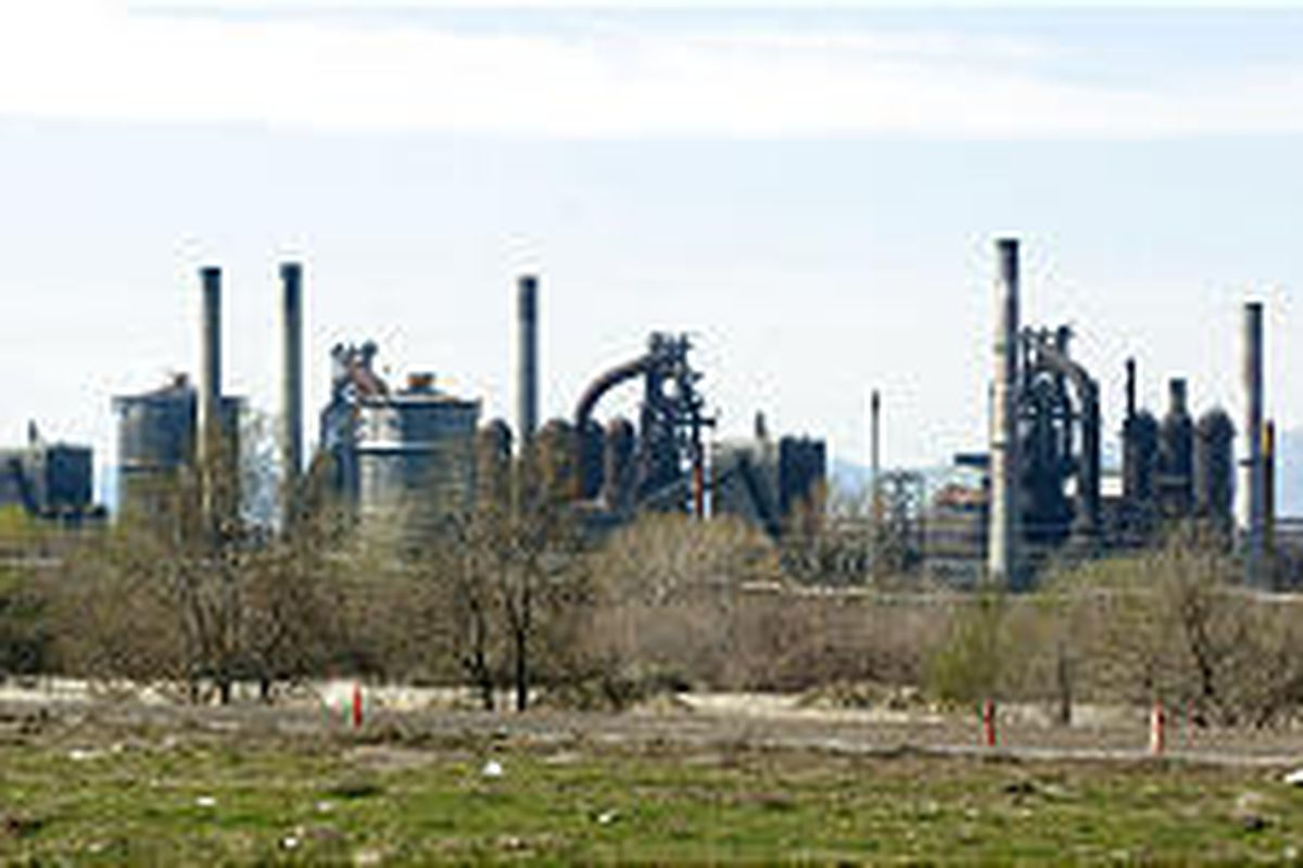 The U.S. Bankruptcy Court for the District of Utah has approved the dismantling of Geneva Steel's remaining industrial facilities in Vineyard and selling them as scrap.