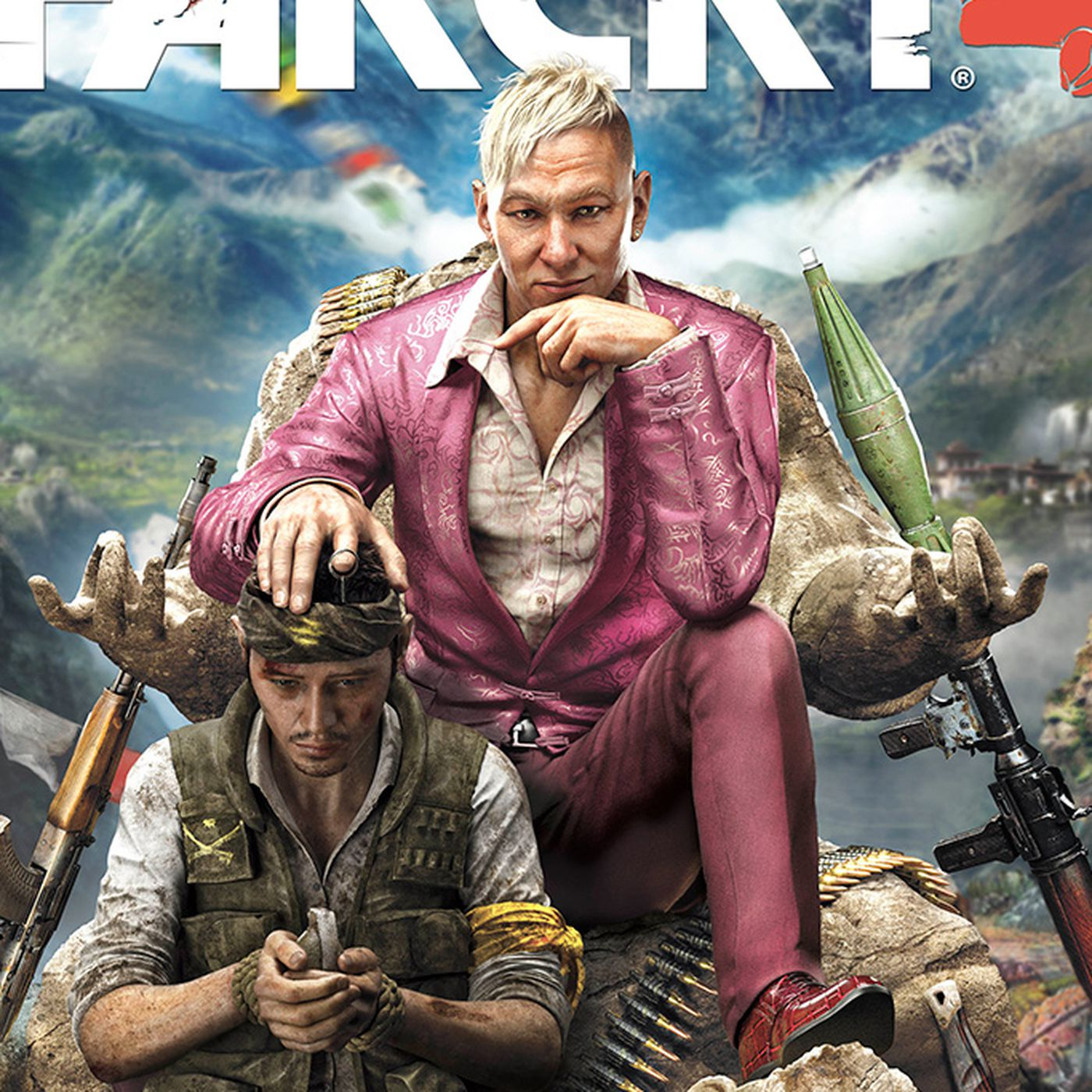 Far Cry 4 Coming Nov 18 On Ps3 Ps4 Pc Xbox 360 Xbox One Polygon