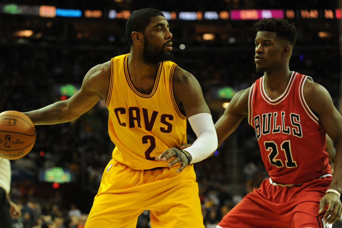Kyrie Irving misses Saturday practice due to knee injury - Fear The Sword