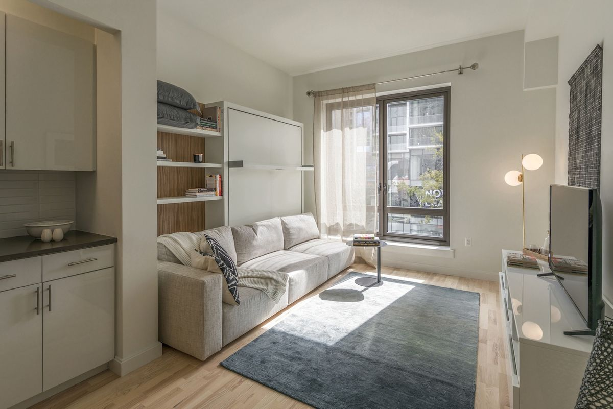 New Brooklyn Rental Offers Some Of The Smallest Legal Apartments In